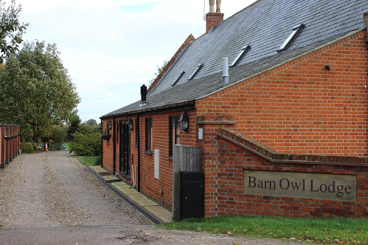 Barn Owl Lodge, Corton, Lowestoft