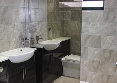 barn owl lodge stunning bathroom facilities